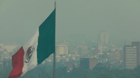 Contaminación en México