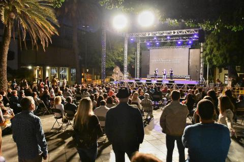 Festivalito de La Palma
