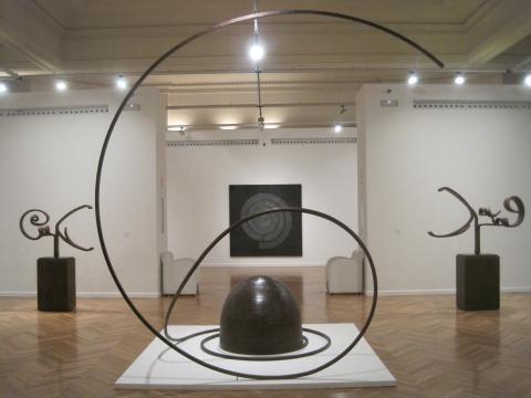 Exposición Martín Chirino