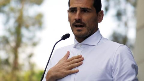 Íker Casillas