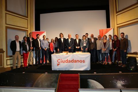 Presentación Cs Cabildo de La Palma