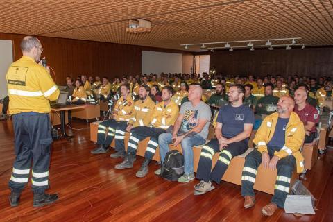 campaña contraincendios del Cabildo de Gran Canaria