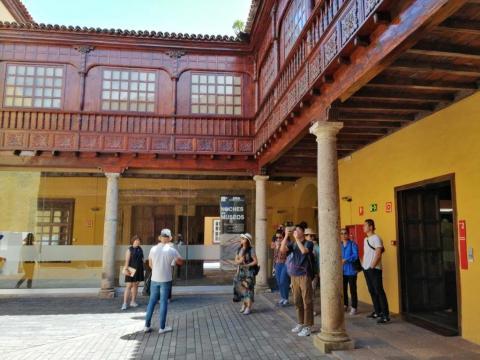 Diez agentes de viajes de China han visitado Tenerife