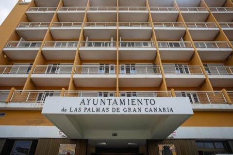 Ayuntamiento de Las Palmas de Gran Canaria