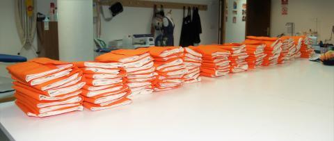 Bolsas de Textilaria