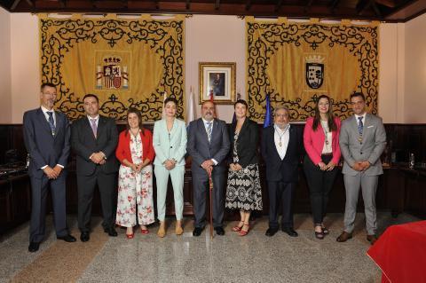 Equipo de Gobierno de El Rosario
