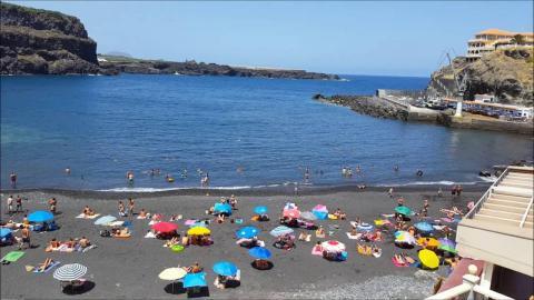 Playa San Marcos