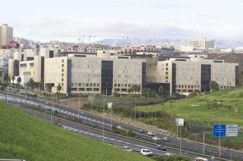 Hospital Universitario de Gran Canaria Dr. Negrín