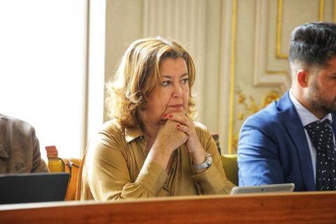 María del Carmen Reyes, concejal Igualdad Ayuntamiento de Las Palmas de Gran Canaria