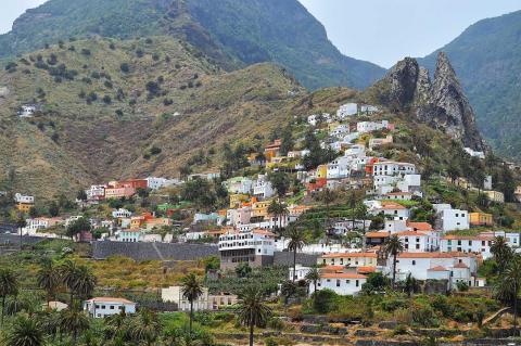 Hermigua, La Gomera