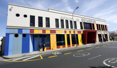 Estación de Guaguas de Arrecife