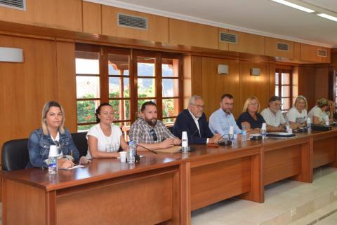 pleno del Ayuntamiento de San Bartolomé de Tirajana