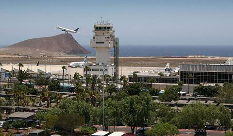 Aeropuerto del Sur de Tenerife