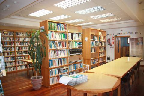 Biblioteca Municipal de Valleseco
