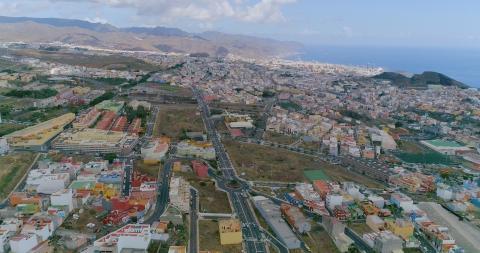 vistas de Santa Cruz de Tenerife