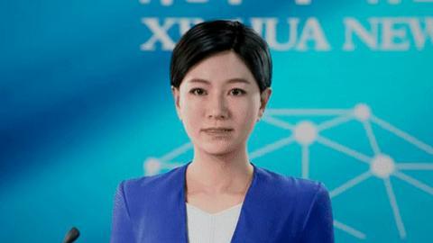Xin Xiaowei,primera presentadora 3D de noticias con inteligencia artificial