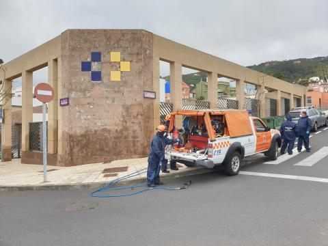 Protección Civil de La Orotava