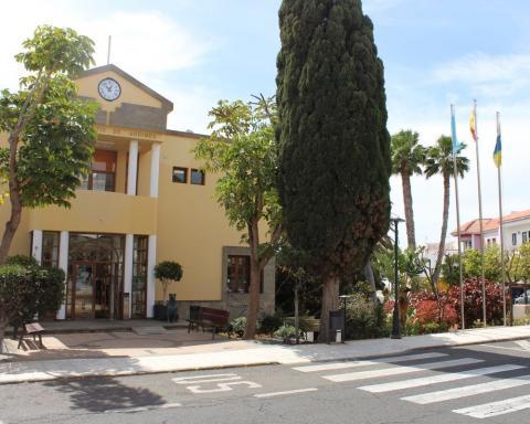 Ayuntamiento de Agüimes. Gran Canaria