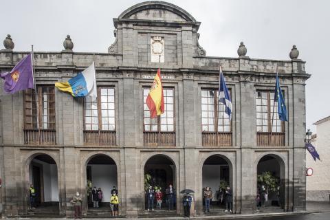 Ayuntamiento de La Laguna. Tenerife