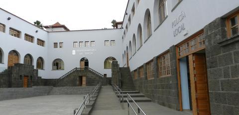 Ayuntamiento de Teror. Gran Canaria