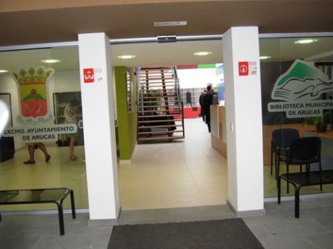 Biblioteca Municipal de Arucas. Gran Canaria