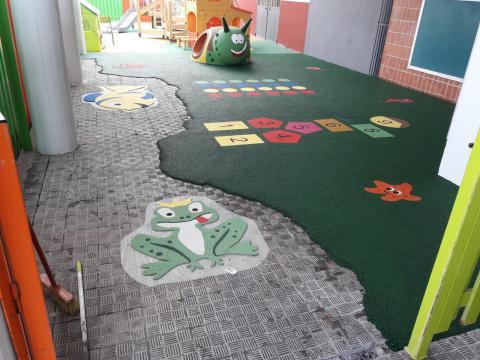 Centro educativo. La Laguna. Tenerife