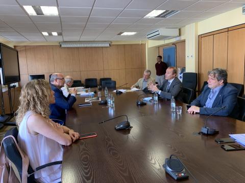 Ayuntamiento de Las palmas de Gran Canaria y la Delegación del Gobierno