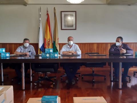 El Consorcio de Cumbres de Gran Canaria
