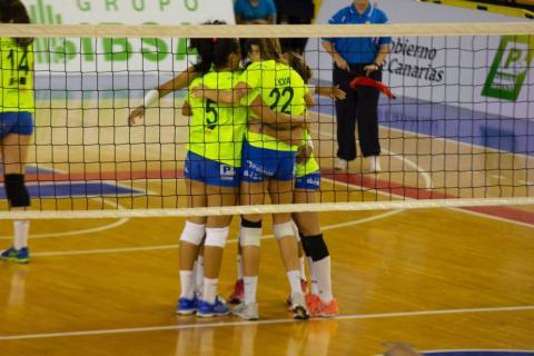 Ibsa. Voleibol. Deportes. Gran Canaria