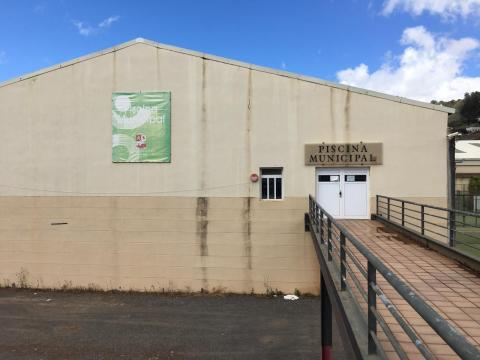 Pisicina Municipal de Teror. Gran Canaria