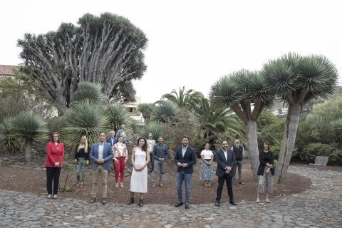 Grupo de Gobierno de La Laguna. Tenerife