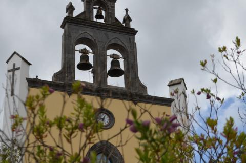 Iglesia del Sagrado Corazón de Jesús. Teror. Gran Canaria