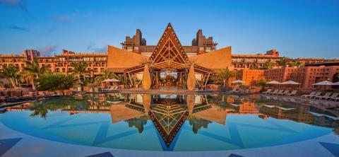 Hotel Lopesan Baobab Resort. Gran Canaria