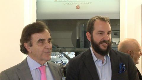 Manolo Segura y Borja Thyssen