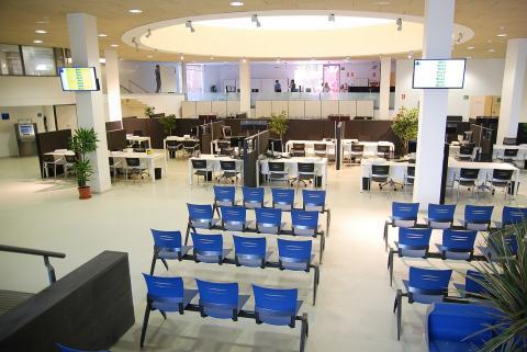Oficina de La Granja. Santa Cruz de Tenerife