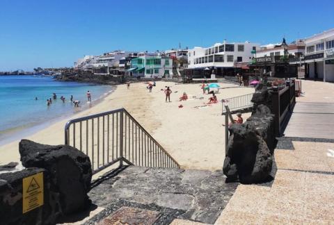 Playa Blanca. Yaiza. Lanzarote