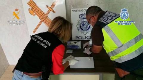 Policía Nacional. Foto archivo