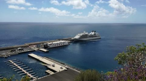 Puerto de La Estaca. El Hierro