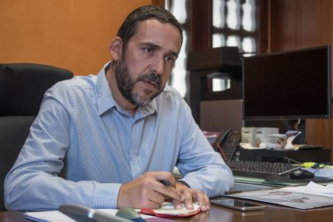 Rubens Ascanio. La Laguna