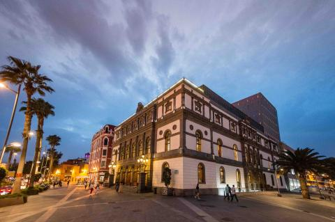Teatro Pérez Galdós. Las Palmas de Gran Canaria