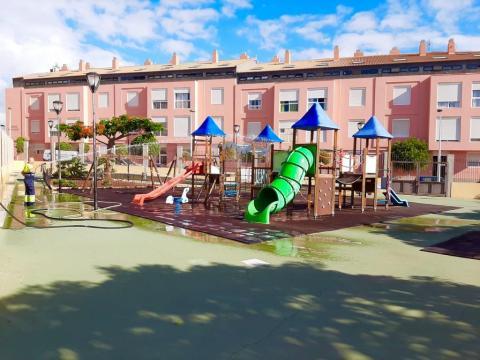 Parques Infantiles. Telde