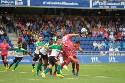 Racing de Santander - C.D. Tenerife