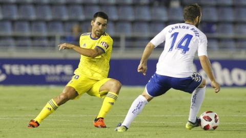 CD Tenerife - Cadiz CF