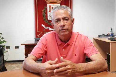 Tomás Pérez, alcalde de La Aldea