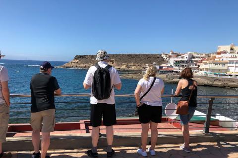 Turistas. Canarias
