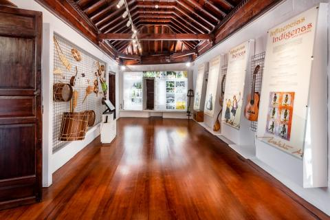 Museo Néstor Álamo. Sta. María de Guía. Gran Canaria