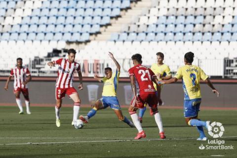 UD Almería - UD Las Palmas
