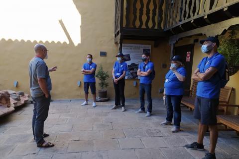 Visita guiada museo de La Gomera