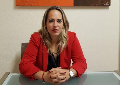 Susana Machín. La Palma