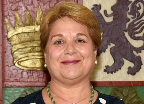Ana Teresa Mendoza. Gáldar. Gran Canaria